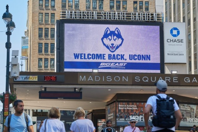 UConn has returned to the Big East