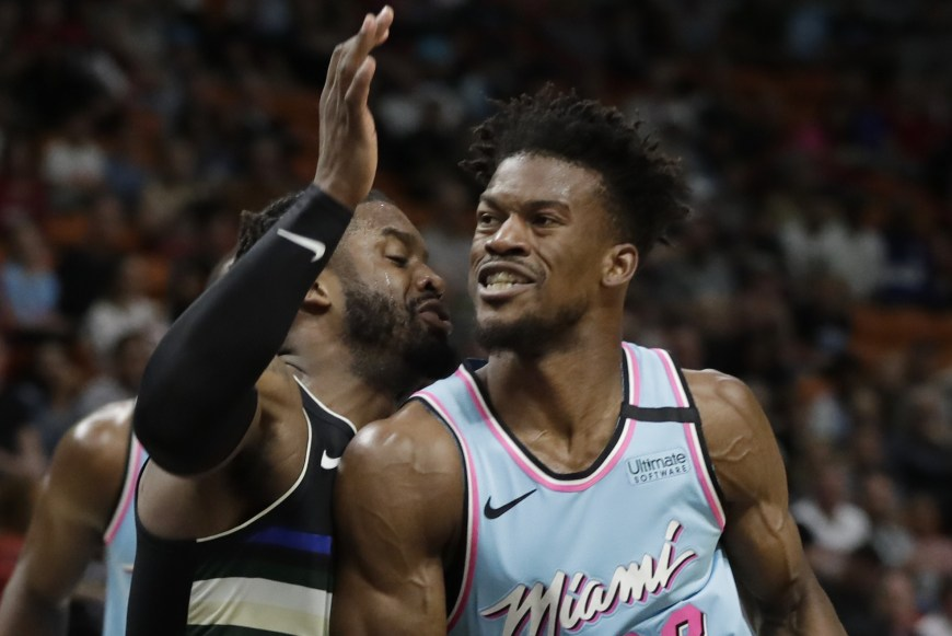 2020 NBA Playoff