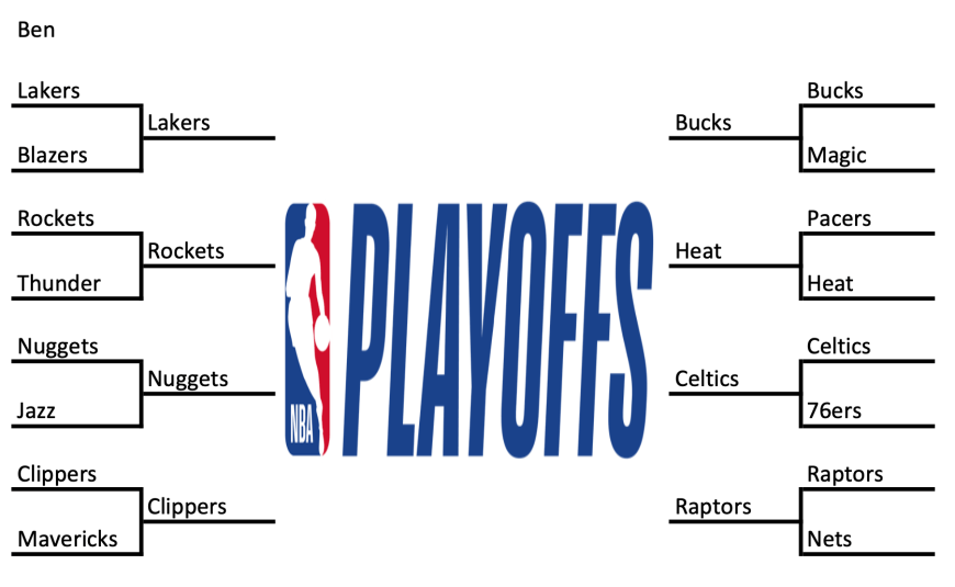 NBA Playoff Picks