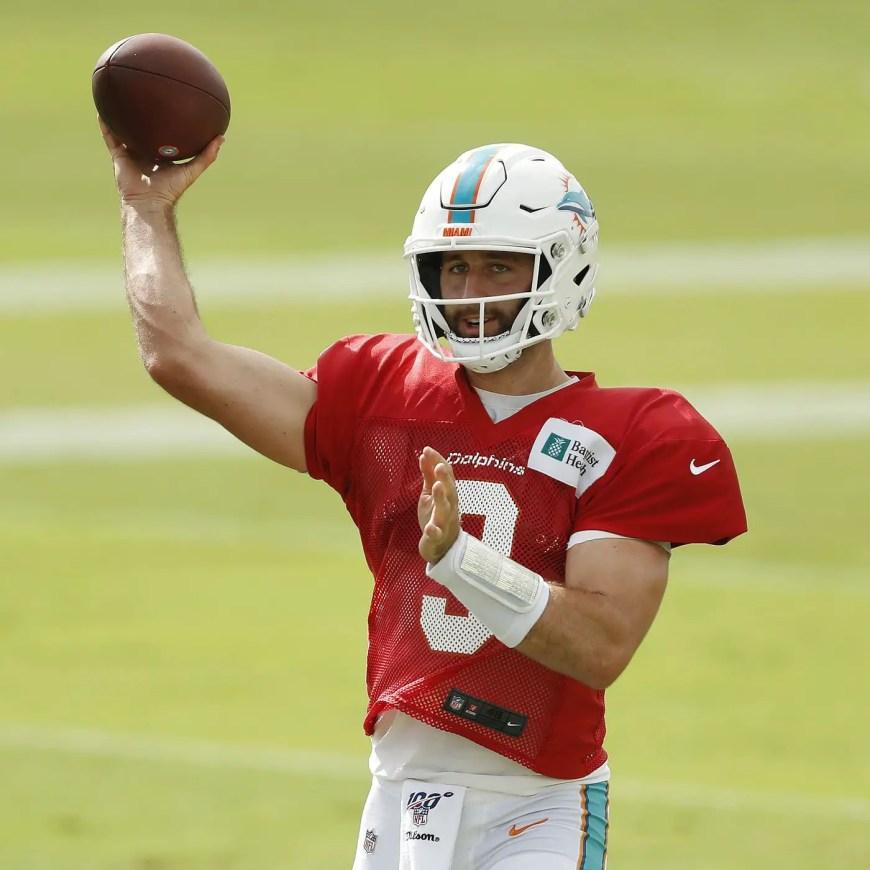 Josh Rosen Tampa Bay