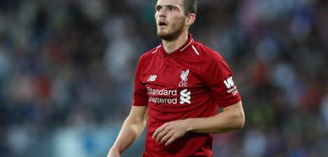 Robertson Doesn't Want Messi in EPL