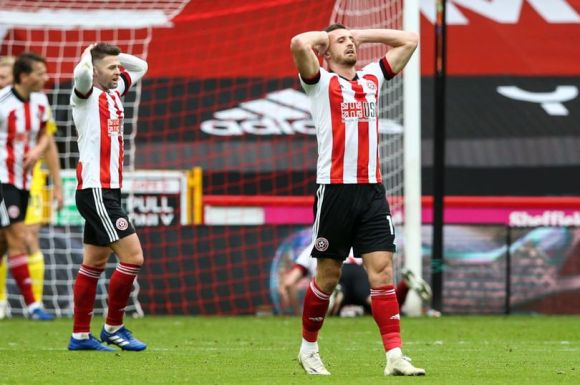 Sheffield United are getting relegated