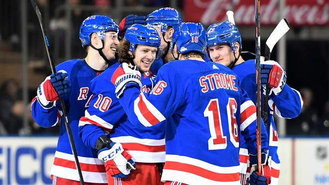 New York Rangers 2021 Season Preview