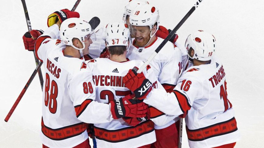 Carolina Hurricanes 2021 Season Preview