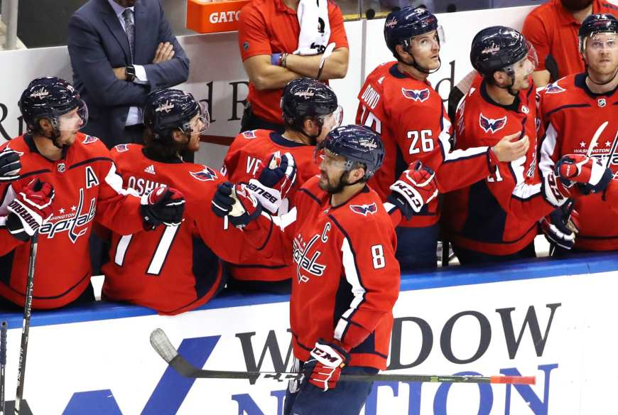 Washington Capitals 2021 Season Preview
