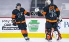 Penguins 2, Flyers 5 (1/15/21)