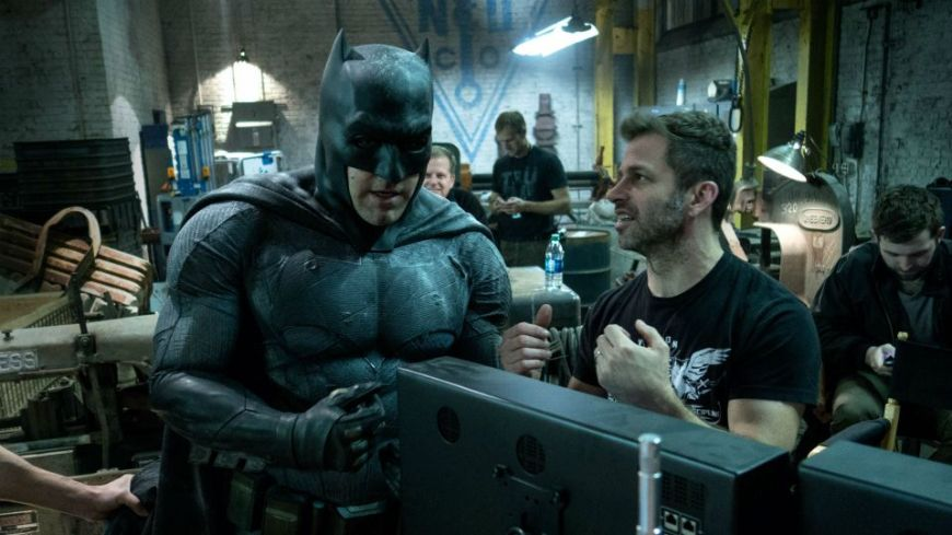 Zack Snyder To The MCU?