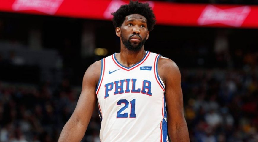 Why Joel Embiid is leading the MVP race