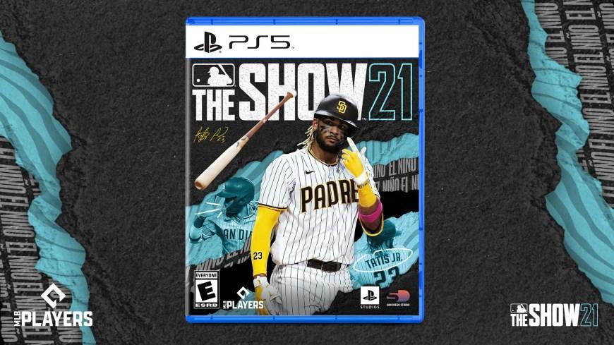 MLB show cover Fernando Tatis