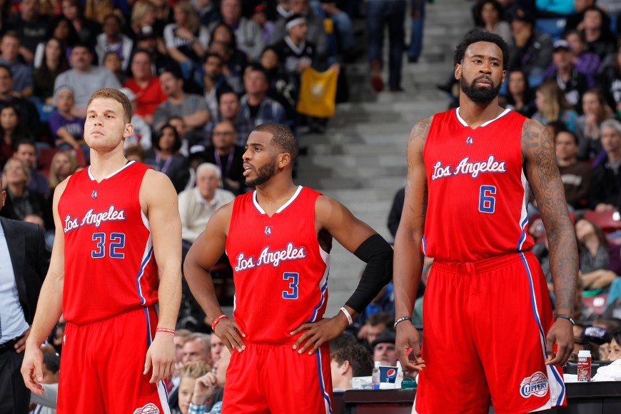 The 2013-2014 Los Angles Clippers