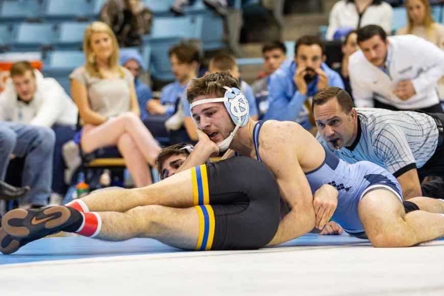 NCAA Wrestling Preview 149