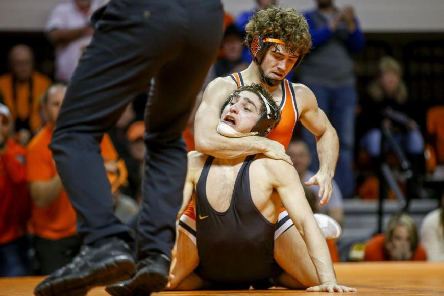 NCAA Wrestling 133 Preview