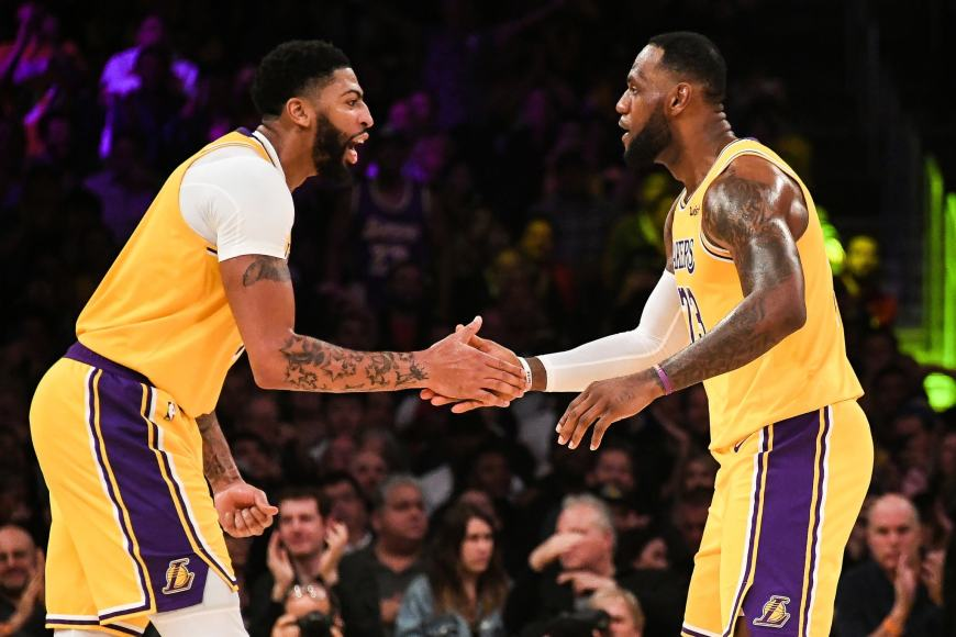 2021 Lakers