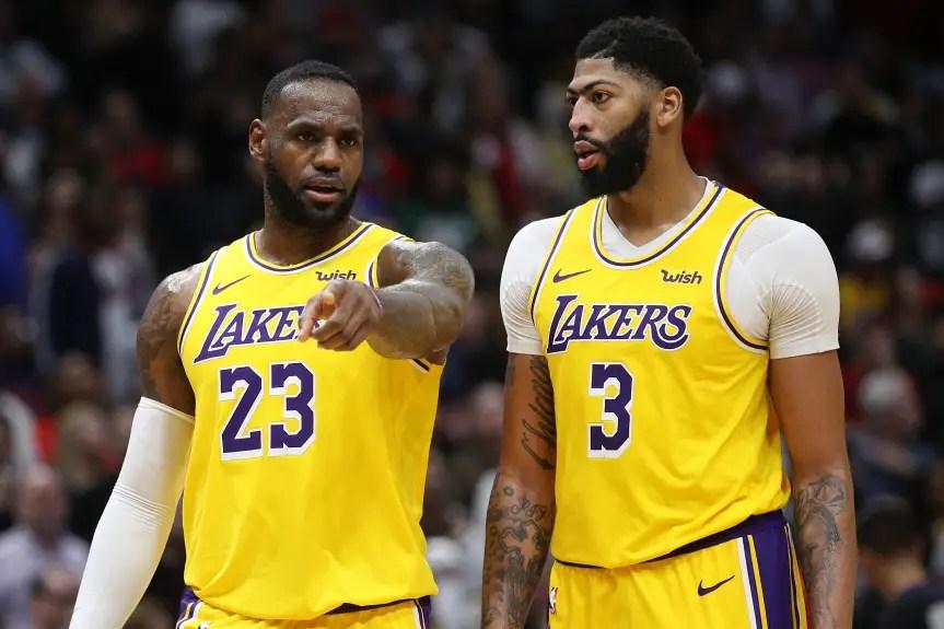 SimBull Lakers