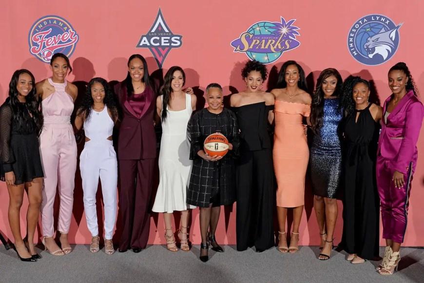 2018 WNBA Draft Class