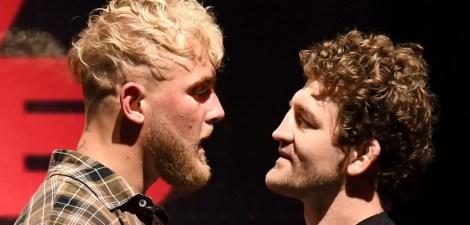 Ben Askren vs. Jake Paul