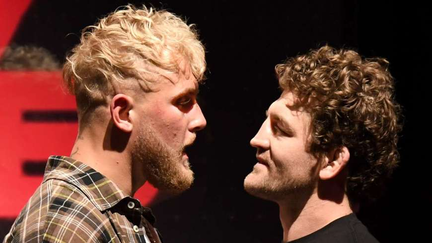 Ben Askren vs. Jake Paul