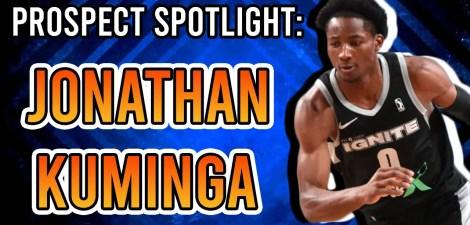 Jonathan Kuminga