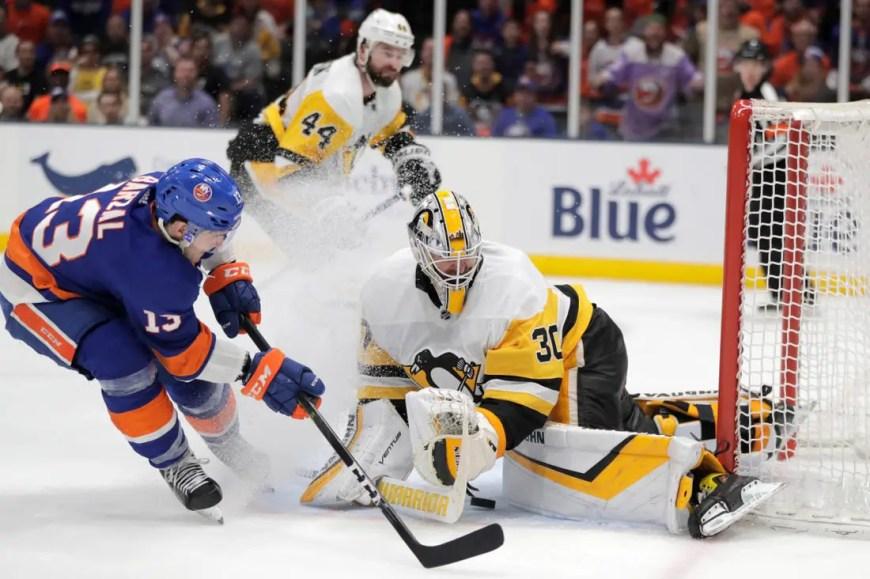 New York Islanders vs. Pittsburgh Penguins