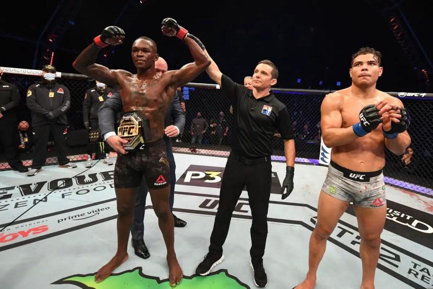 UFC Middleweight