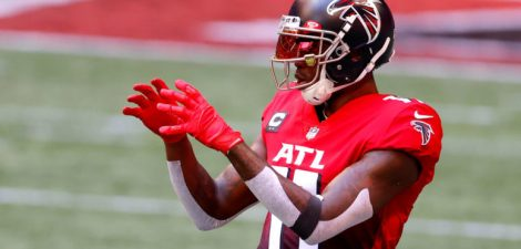 Which NFL Stars Will Move After Julio Jones?