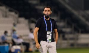 Xavi Barcelona manager
