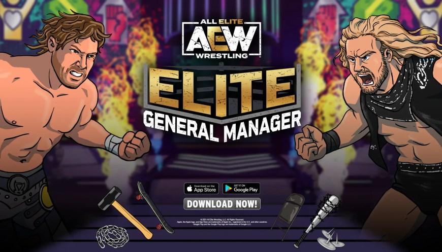 AEW Elite General Manager
