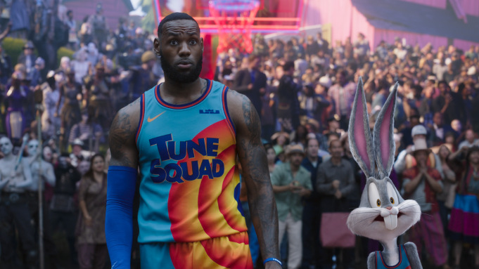 New Space Jam Review