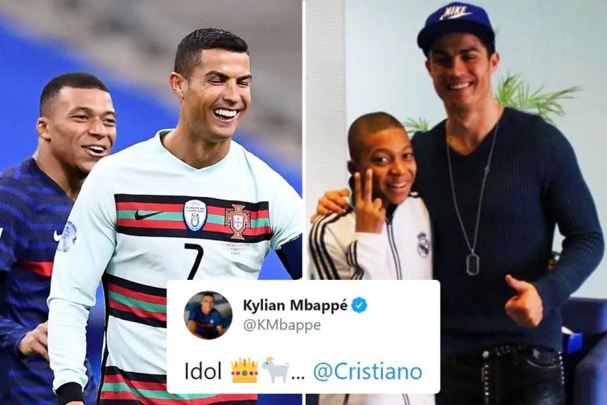 Ronaldo to PSG