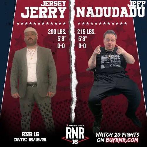 Jeff Nadu Jersey Jerry