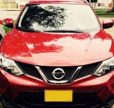 Significado del Rojo - Nissan Qashqai
