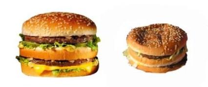 Publicidad engañosa en alimentos