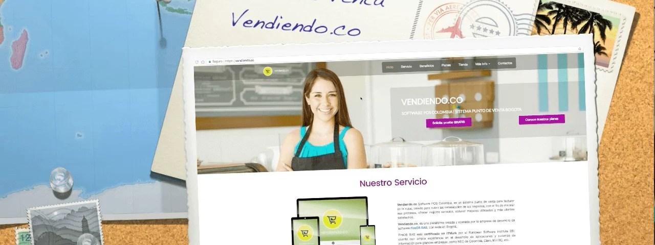 Servicio Puntos de Venta Vendiendo.co