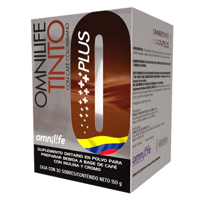 Tinto plus omnilife colombia