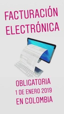 Facturación Electrónica obligatoria en Colombia 2019