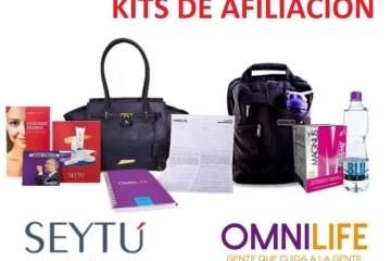 Kits de afiliación Omnilife Nutricion o Seytu