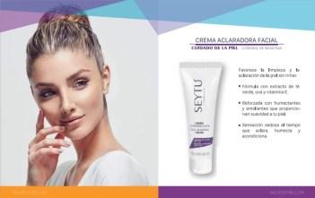 Beneficios de SEYTU cuidado piel