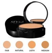 Maquillaje compacto 2 en 1 seytu