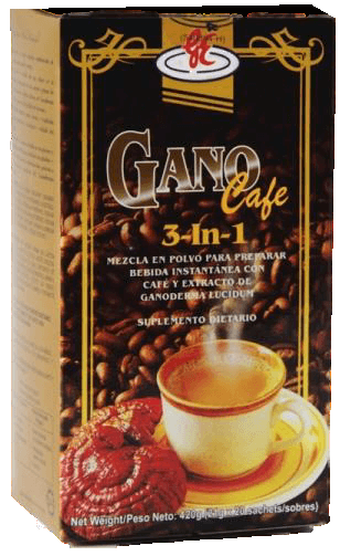 ganocafe 3 en 1 - ganoderma