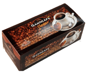 ganocafe classic - cafe ganoderma - gano excel - itouch