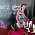 Línea de maquillaje SEYTU Kenya Vergara - Cosméticos Omnilife - Distribuidor Independiente