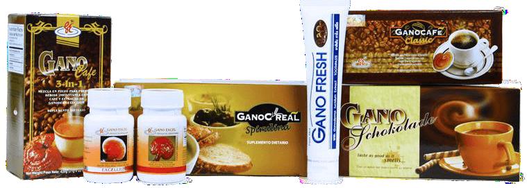 Paquetes de compra Gano Excel Ganoderma - itouch