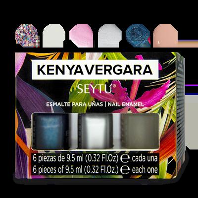 esmalte para uñas Seytú Kenya Vergara
