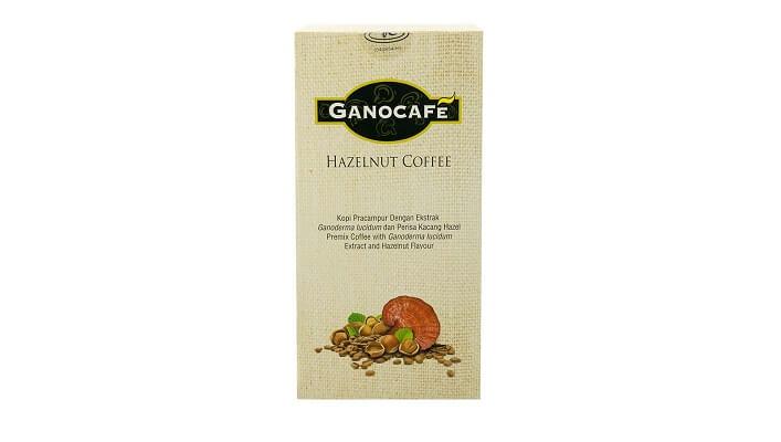Gano Cafe Hazelnut productos gano excel El Salvador