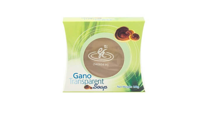 Gano transpartent soap Productos Gano Excel