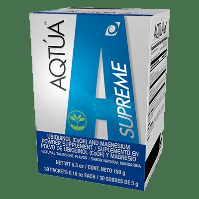 aqtua supreme catalogo omnilife usa