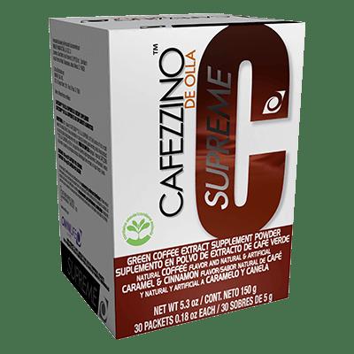 cafezzino de olla supreme catalogo omnilife usa