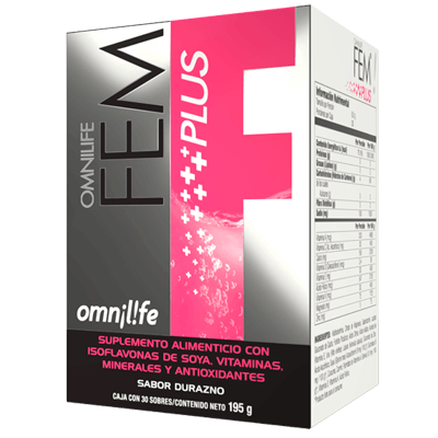 fem plus productos omnilife mexico