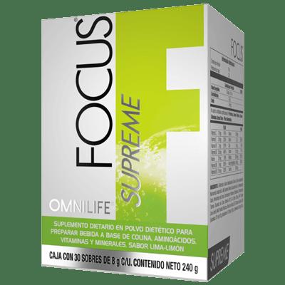 focus supreme catalogo productos omnilife argentina