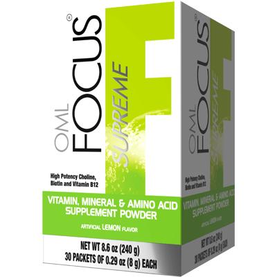oml focus supreme catalogo de productos omnilife usa